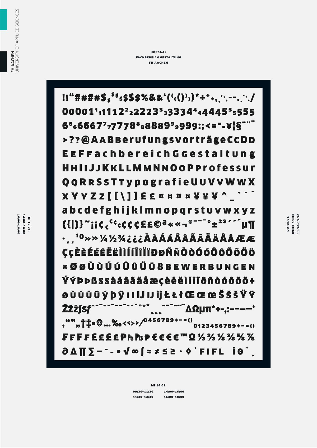 Typografie_Berufungsvorträge