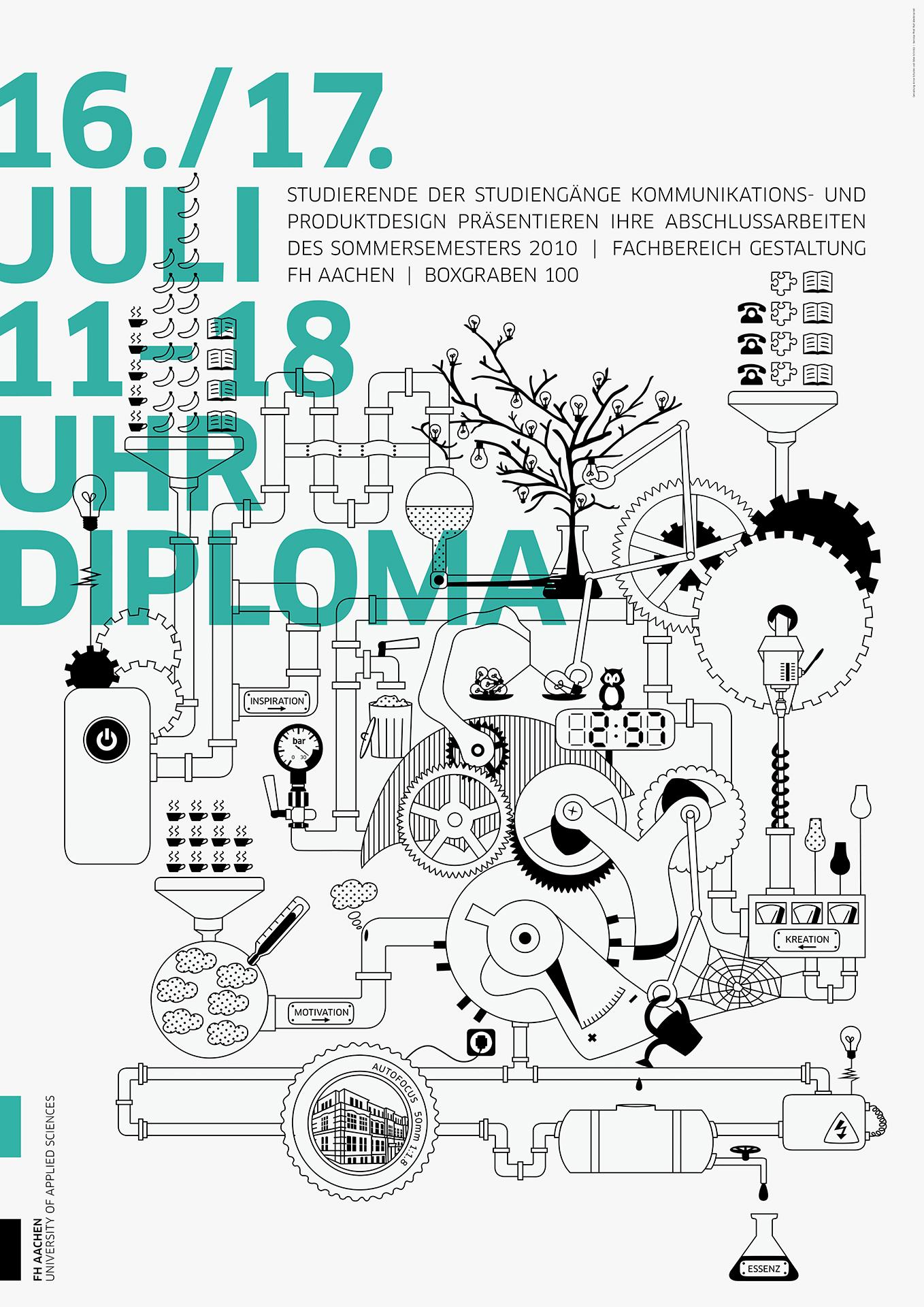 FHAAC Diploma 10 Flyer A0 RZ