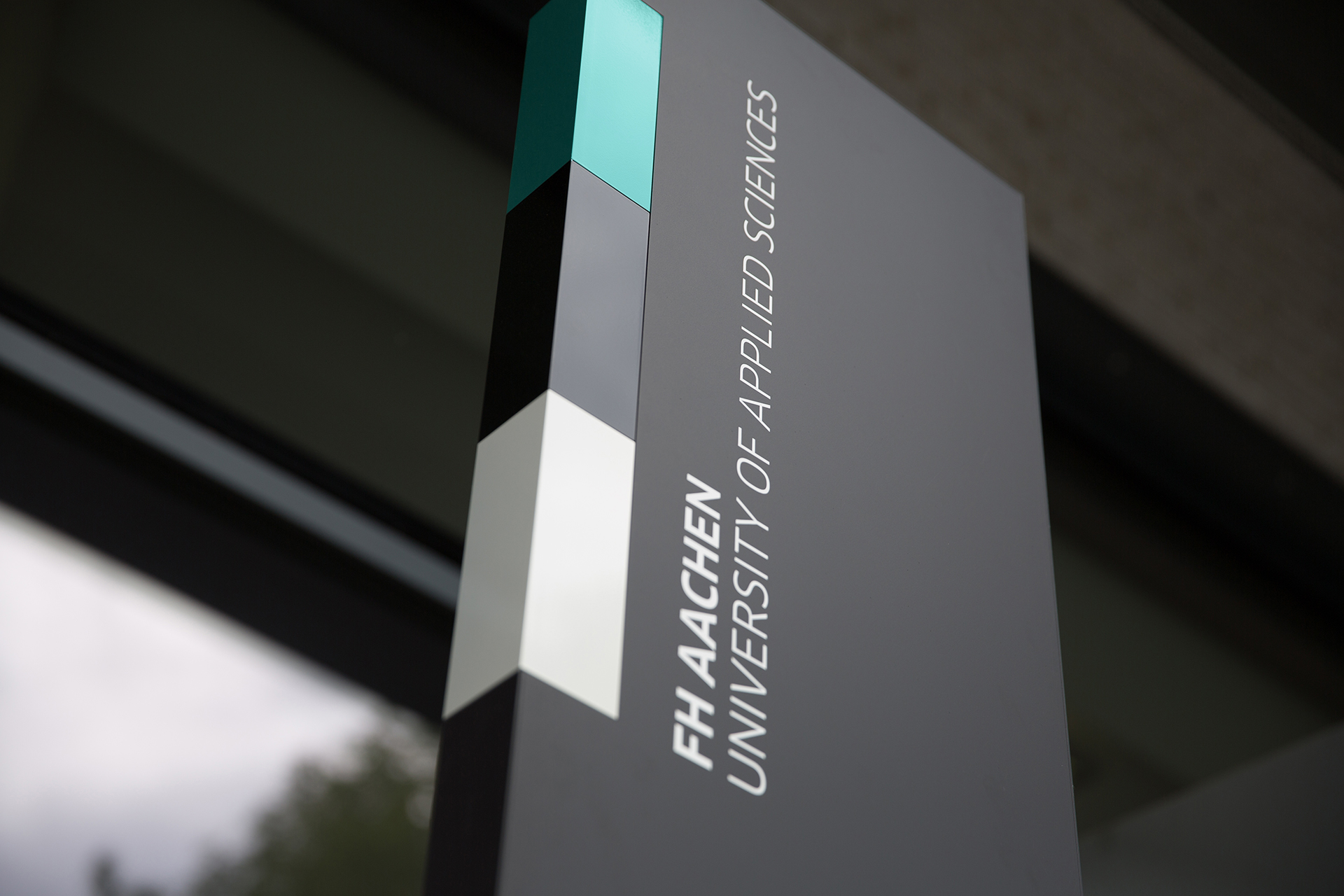 Corporate Design der FH Aachen