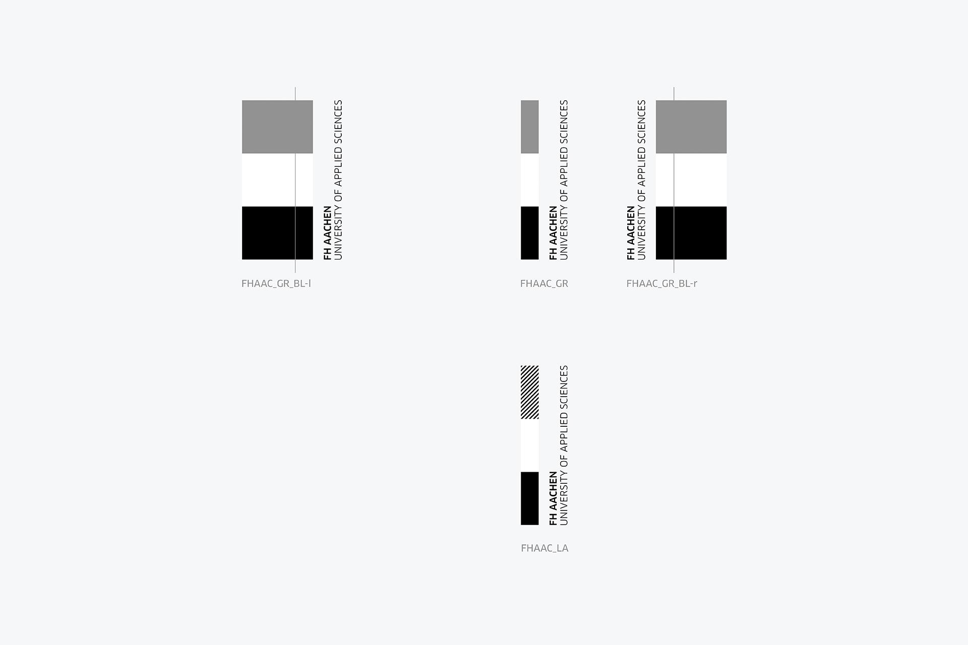 FHAAC_Positionsmarke_SW_Versionen