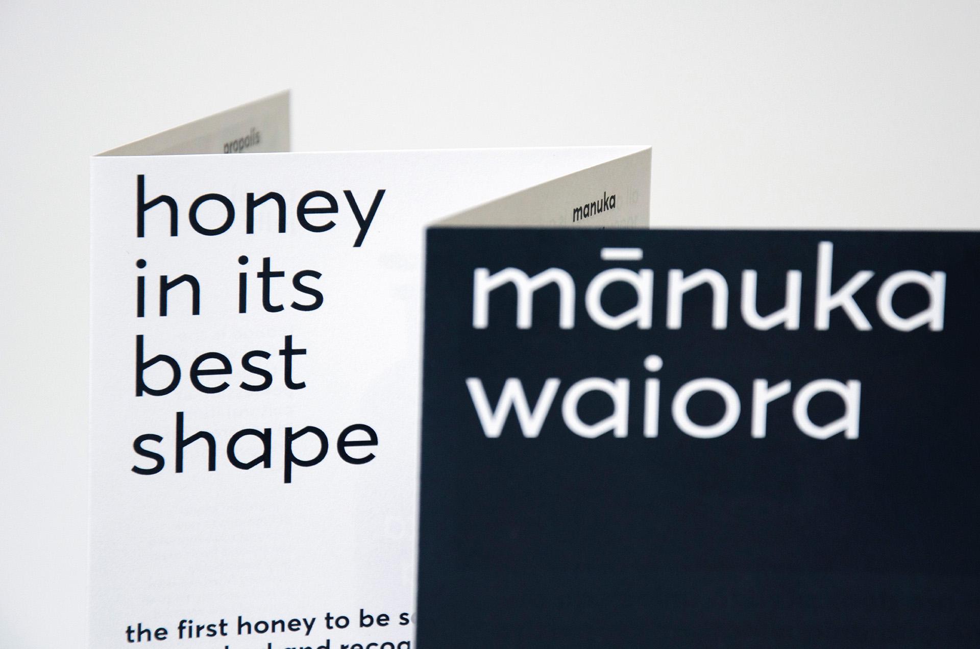 "Junior Corporate Design Preis 2018 für ""Manuka Waiora"""